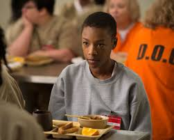 Orange is the New Black' star Samira Wiley on how Black Lives Matter  inspired Poussey Washington
