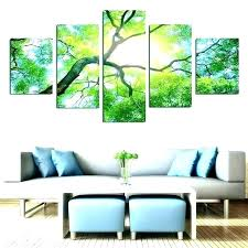 nature wall art nature canvas wall art canvas wall art sets nature green tree under the