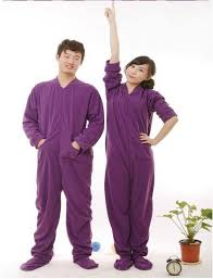 Adult Onesie Pattern Extraordinary Unisex Adult Pyjamas Halloween Xmas Women Men Footed Onesie Pajamas