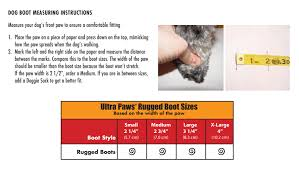 Ultra Paws Traction Dog Boots Set Of 4 Sale