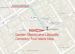garden district new orleans walking tour map. St. Charles Ave Streetcar Stop Garden District New Orleans Walking Tour Map