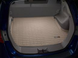 Amazon.com: WeatherTech Custom Fit Cargo Liners for Toyota ...