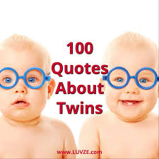 Cousin Love Quotes Interesting 48 Quotes About Twins And Twin Sayings Messages