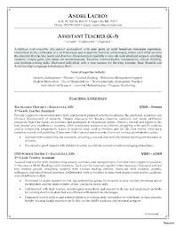 Resume Teacher Template Stunning Graduate Teaching Assistant Resume Resume Template Free Graduate