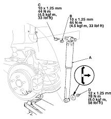 How do you replace the rear shocks on a 2006 honda odyssey rh justanswer 1995 honda odyssey rear suspension diagram honda odyssey suspension kit