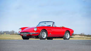 For sale magazine auctions shop sell. Ferrari 330 Gts Sells For 1 2m At Speedweek Grr