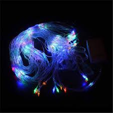 Fish Christmas Lights Amazon Com Babifis Led Fish Net Light 22m Waterfall Light