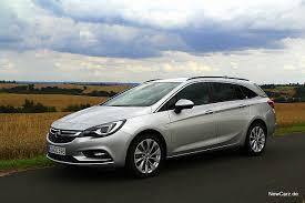 Neuer opel astra kombi 2021. Opel Astra Sports Tourer Ambitionierter Kombi Im Test Newcarz De