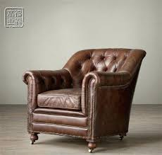old leather chair brilliant ideas of hotel bar armchair single leather sofa single person old american old leather
