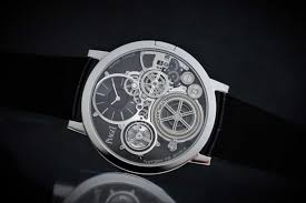 Piaget Altiplano Ultimate Concept - The World's Thinnest ...