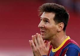 Lionel Messi verlaat na zeventien ...
