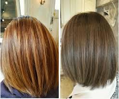 赤みオレンジが強い髪色ブリーチなしでも理想のヘアカラーは再現