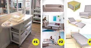 multifunctional furniture. 13 Examples Of Multifunctional Furniture That Not Only Save Space, But Double It I