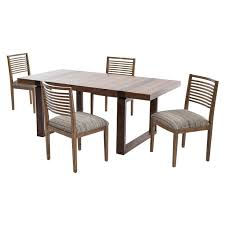 elegant add a glimpse of urban industrial style to your dining room with the epicenters dining luxurious mercial outdoor dining furniture