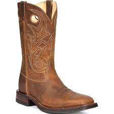 rocky handhewn work sole western boot large