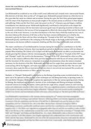 essay on leni riefenstahl year hsc modern history thinkswap hsc modern history personality