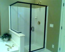 sterling finesse frameless bypass shower door wonderful