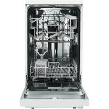 Small Dish Washer Haier Hdw9tfe3wh White Freestanding Dishwasher At The Good Guys