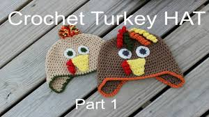 Crochet Turkey Hat Pattern Awesome Design Inspiration