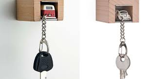car key holder for wall