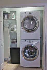 1277 best laundry room storage stackable images on small throughout stacked washer dryer closet dimensions
