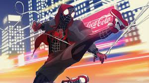 Into the spider verse 5k. Miles Morales Spider Verse Wallpaper Spider Man Into The Spider Verse 1927220 Hd Wallpaper Backgrounds Download