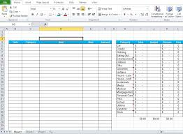 Tracking Expenses In Excel Pin By Excel Tmp On Excel Templates Daily Expense Tracker