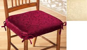 dining chair seat covers brilliant decorating dining room chair seat covers plastic patio pads for