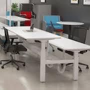 office desking. Agile Office Desking Range