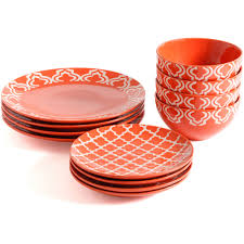 Patterned Dinnerware Sets Awesome Design Ideas