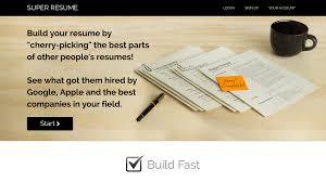 Super Resume Super Resume 30