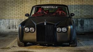 Evil Rolls Royce Silver Shadow Drift Car Selling For 130k