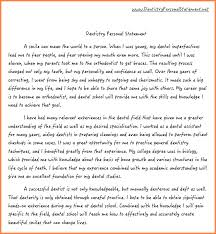 Personal Statements Templates 10 Fresh Statements Examples Todd Cerney