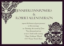 Formal Invite Invitations Formal Rome Fontanacountryinn Com