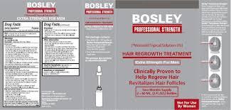 bosley professional strength hair regrowth treatment regular full full size image