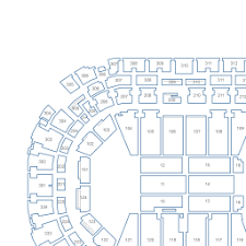American Airlines Center Interactive Concert Seating Chart