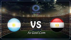 موعد مباراة مصر والأرجنتين في أولمبياد طوكيو 2020