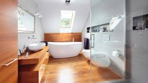 awesome bathrooms. Awesome Bathrooms With Wood Floors And Wooden Floor In 20 Natural Bathroom Designs Rilane