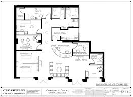 TV Floorplans  How The Apartments In Your Favourite Shows Are Doctor Office Floor Plan