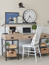 home office small office home. Farmhouse Style Home Office. Great Ideas For A Small Office Space!