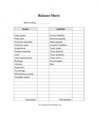 balance sheet template download business balance sheet template excel pdf rtf