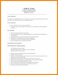 dental assistant resume objectives 7 dental assistant resume objectives gcsemaths revision