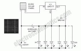diy solar powered birdhouse light solar birdhouse light circuit diagram