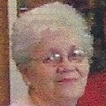 Ada G. Weaver Obituary - Visitation & Funeral Information