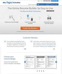 Free Resume Templates Generator Online Cv Maker In Word Making
