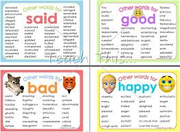 Other Words For Printable Alphabet Grammar Writing