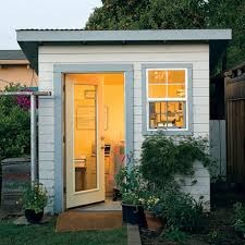 garden home office. Backyard Home Office Martha Mendoza\u0027s Days Are Filled With Deadlines,  After-school Commitments, Garden