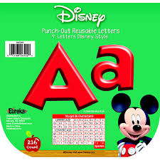 contains 216 characters eu 845049eureka 7 22 teachchildren mickey mouse clubhouse red deco letters eu845049 html