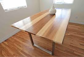 poplar wood furniture. Just Planted The First Of My New Line Table Designs At City Life In Brea, CA. It Is A Dining Made \u0027sun Tanned\u0027 Poplar With Steel Lags That I Wood Furniture W