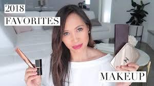 2018 favorites i makeup i happy new year i everyday edit